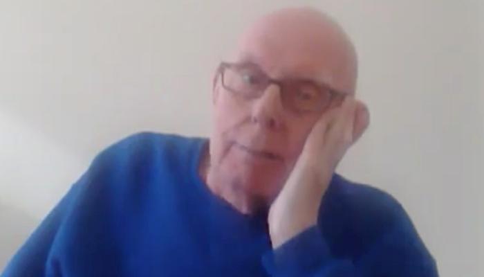 Ron, lung cancer patient