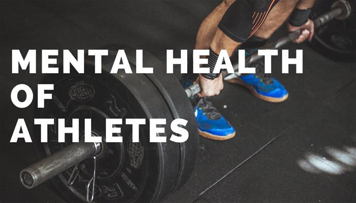 Mental Health of Athletes