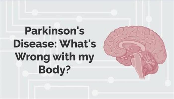 Parkinson's Disease What's Happening to My Body
