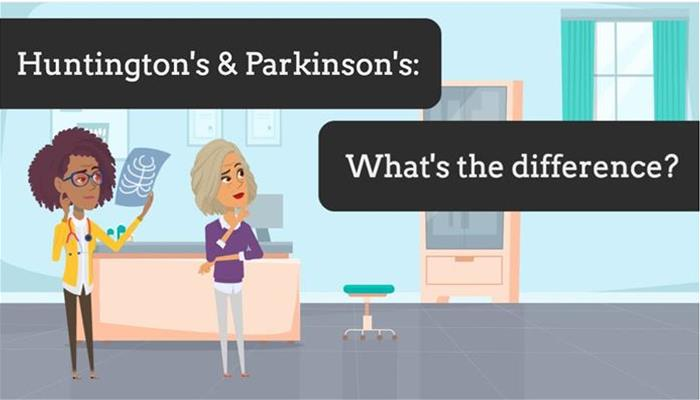 Parkinsons & Huntingtons What's the difference
