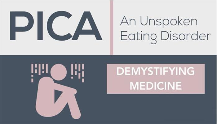 Pica An Unspoken Eating Disorder
