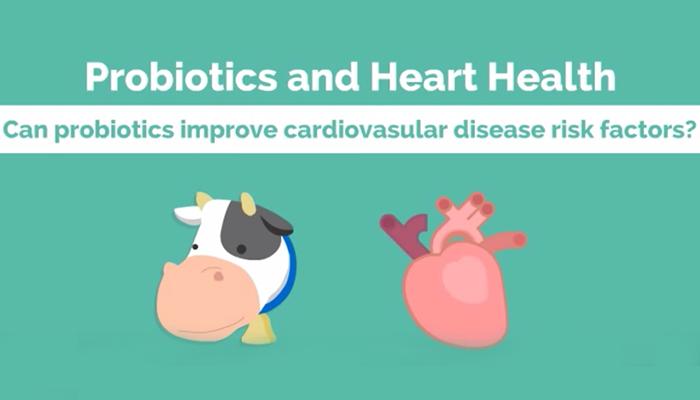 Probiotics and heart health