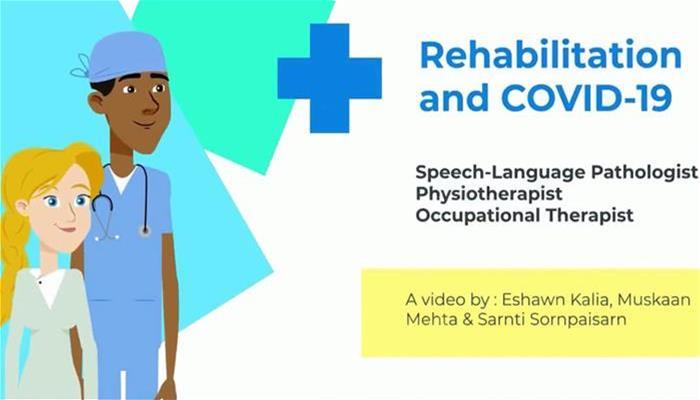 Rehabilitation after COVID-19