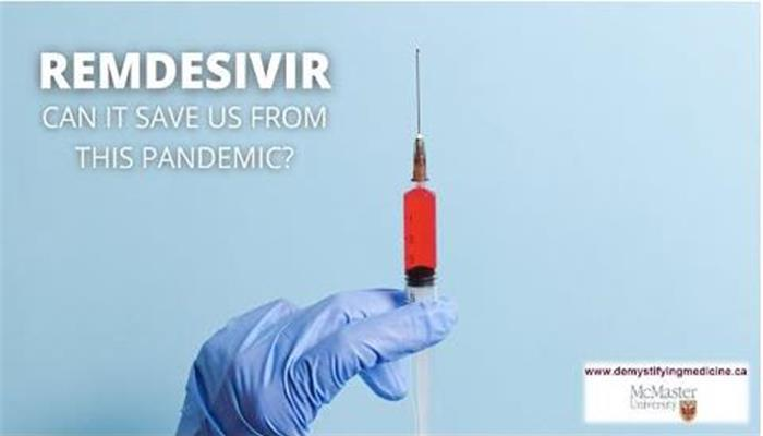 Remdesivir Can it save us from this pandemic