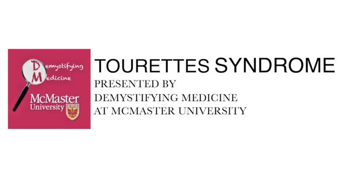 Tourettes Syndrome Under 6 Minutes
