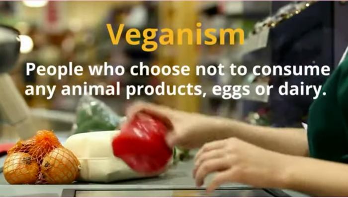 Veganism defined