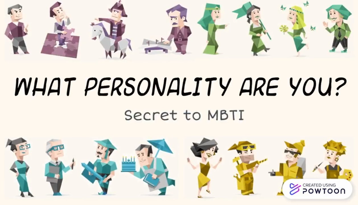 What Personality Are You