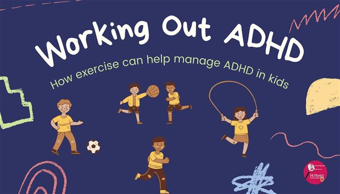 Working Out ADHD in Kids