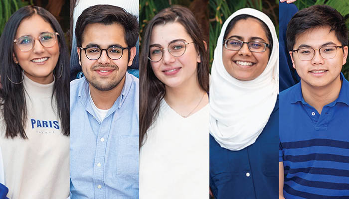 Clinic @ Mac Resident Team Fatima Ahmad, Arham Arfeen, Josie Carr Haris, Yumna Irfan, and Brendan Tao