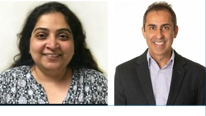Dr. Zahira Khalid and Dr. Ally Prebtani