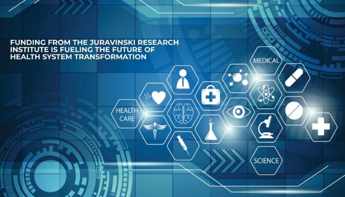 The Juravinski Research Institute has funded five new research projects