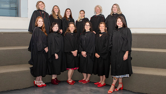 Midwifery Winnipeg Graduation 2019