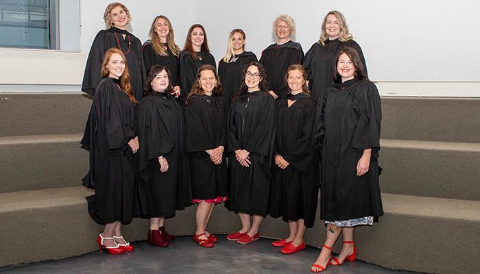 Midwifery Winnipeg Graduation 2019