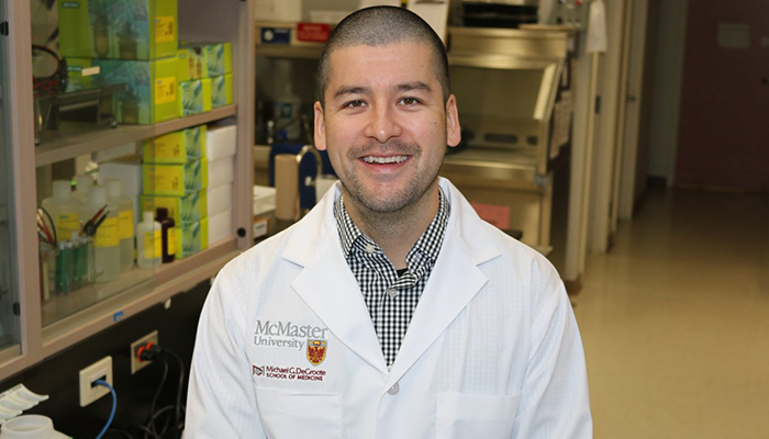 Dr. Jeremy Hirota receives $180,000 award for tissue engineering project