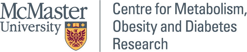 McMaster University Centre for Metabolism, Obesity and Diabetes Research (MODR) logo