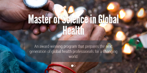 MSc global health