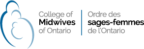 college of midwives of ontario logo