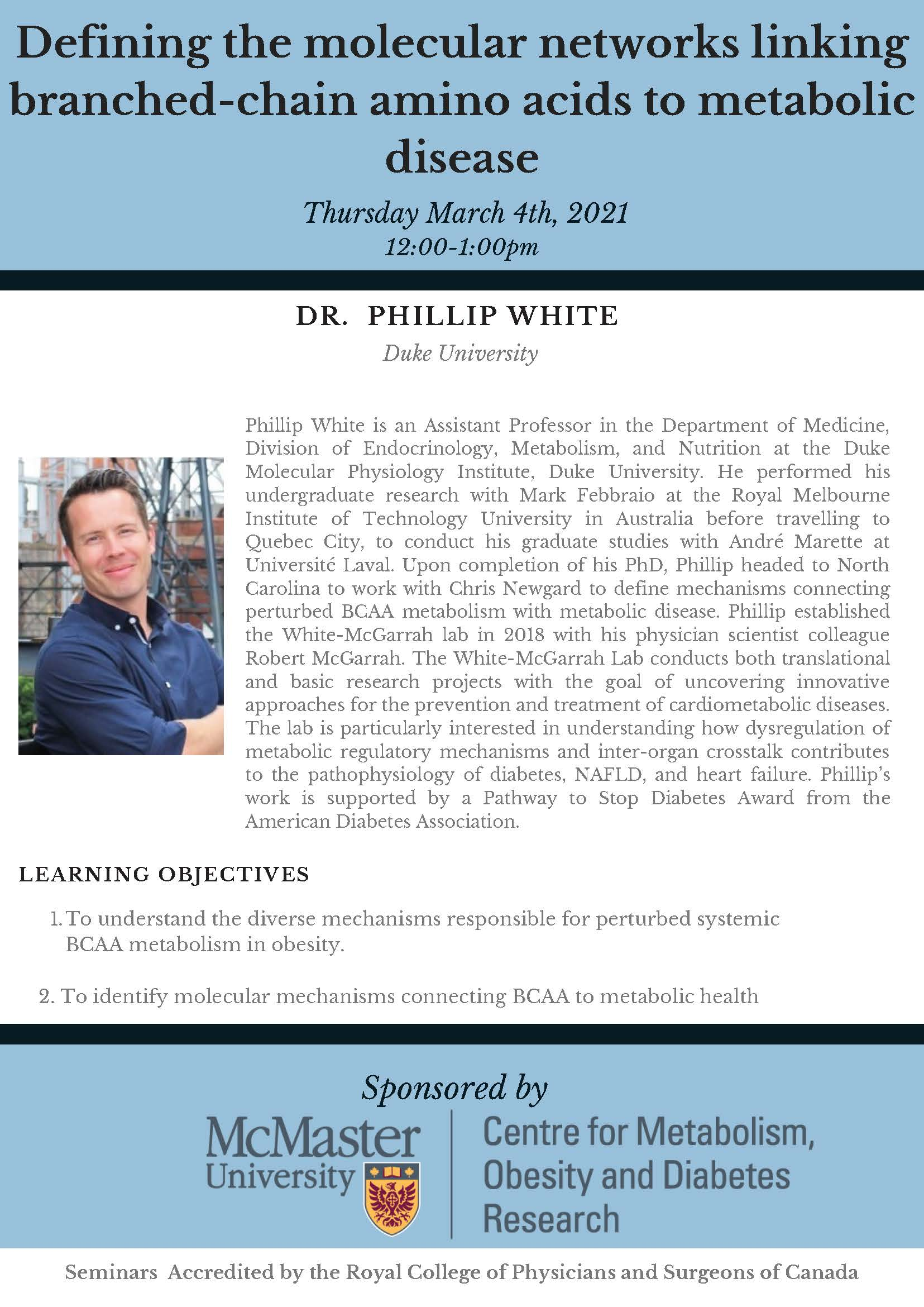 Dr. Phillip White -march4_21