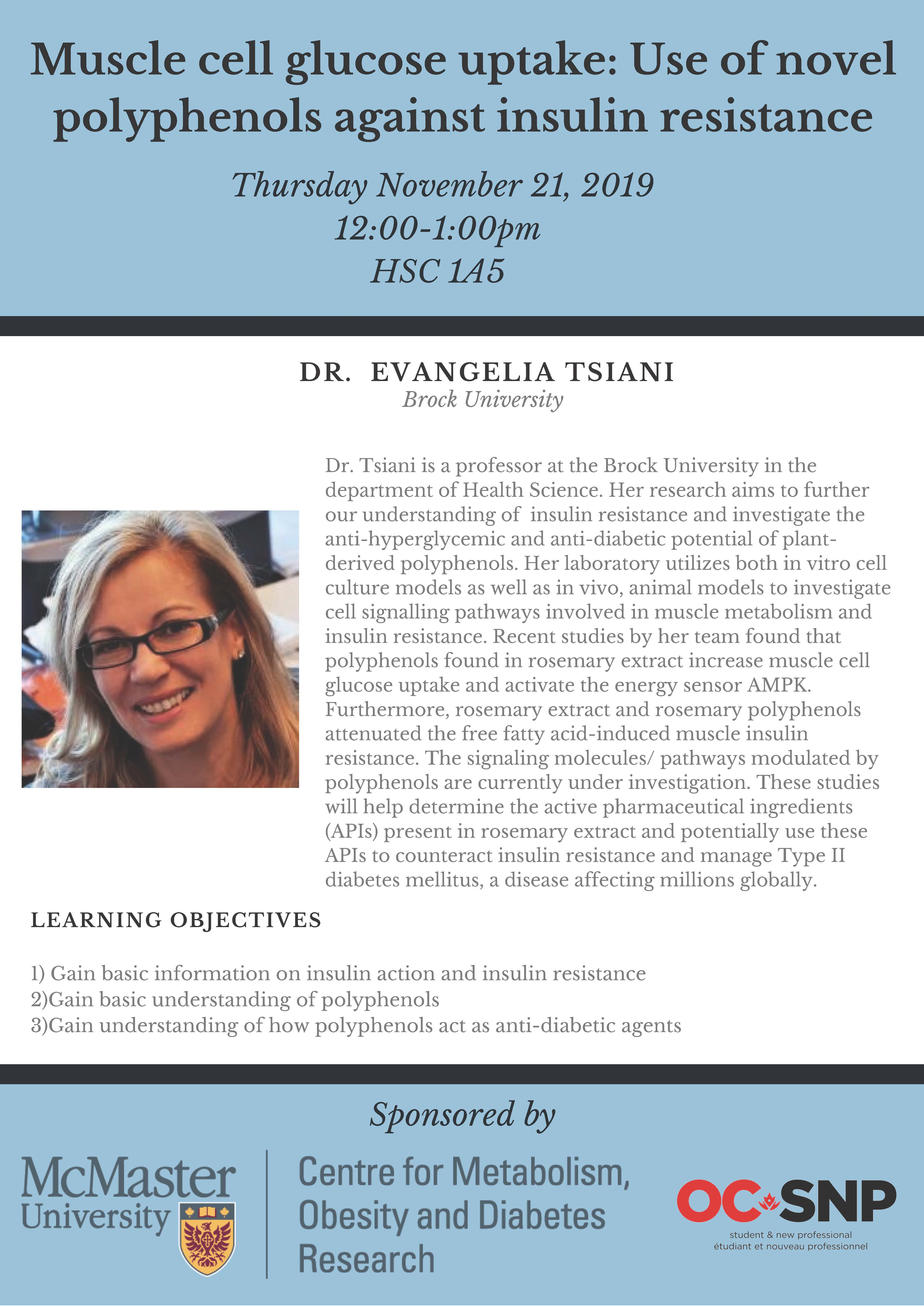 Dr. Tsiani-Nov 21-19 modr seminar