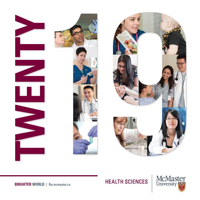 Dean's Annual Report - 2019 Cover
