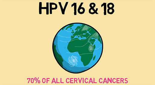 HPV 16 and 18